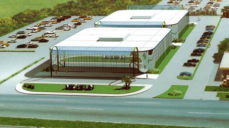 Edifício Sede Michelin